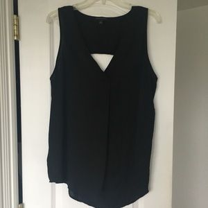 BR Cut our Back Tunic